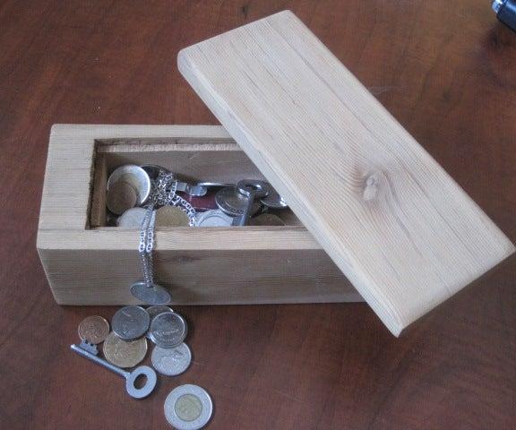 Cedar Treasure Chest