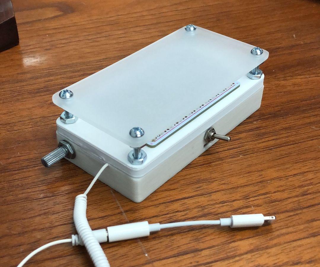 DIY Smartphone External Flashlight
