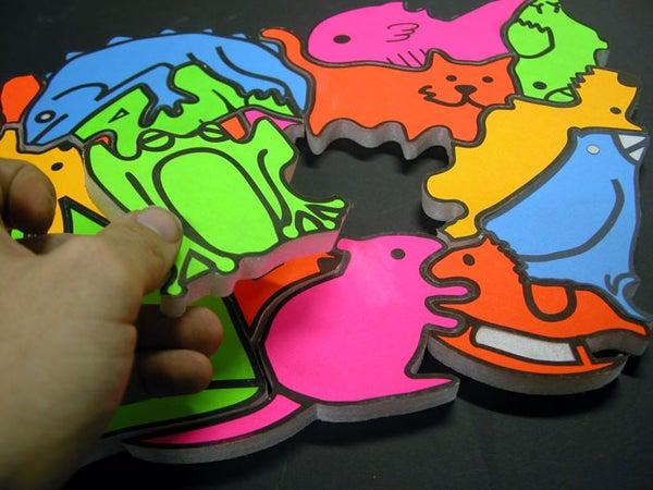 Chunky Jigsaw Puzzles
