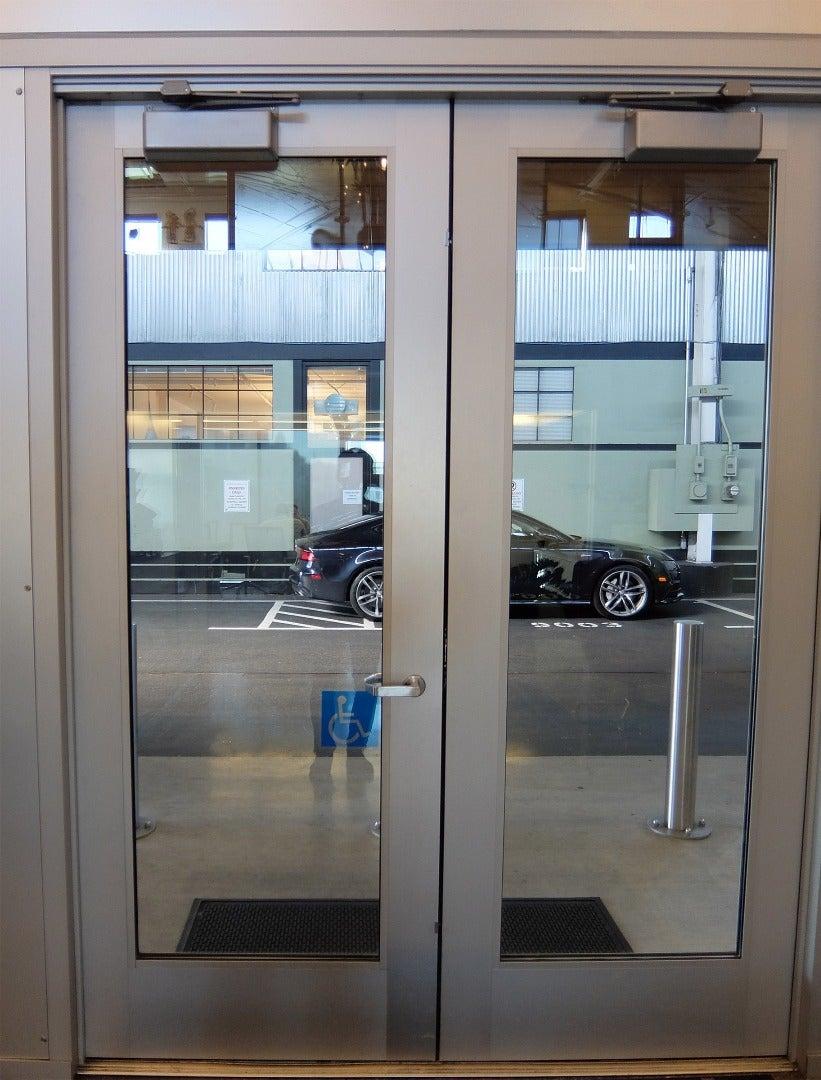 Premise - Pesky Doors