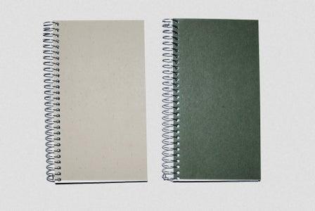Obtain a Suitable Spiral Bound Notebook
