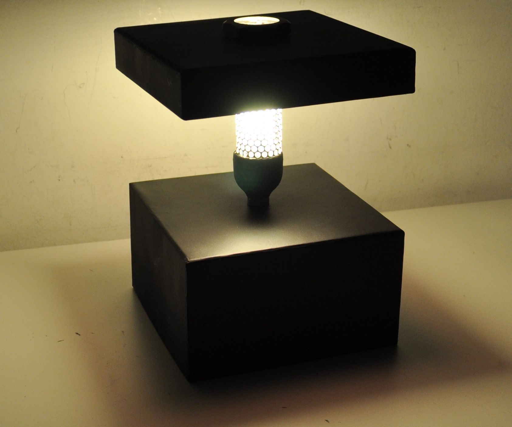 Black box lamp