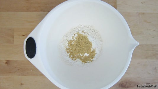 Mix Dry Ingredients in Bowl