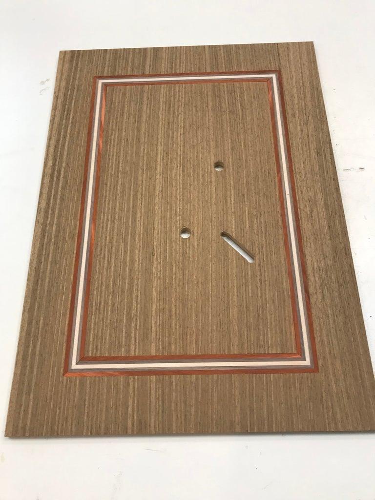 Making Decorative Veneer