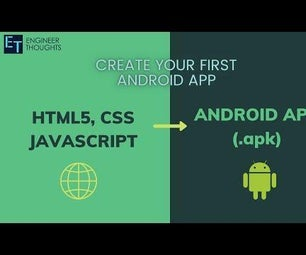 How to Make Your Android Apk With Html Files ?