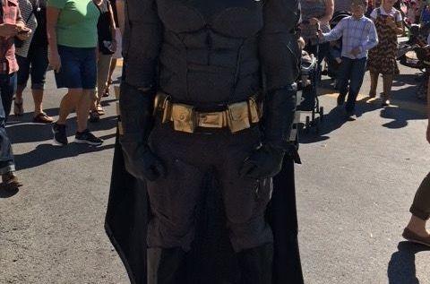 The Batman Entry