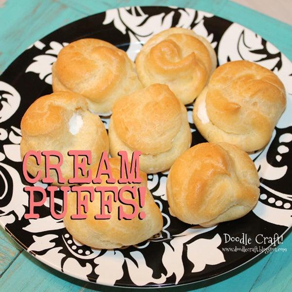 Cream Puffs or Eclairs!