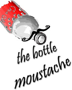 The Bottle Mustache