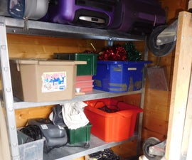 How to Find, Almost, Anything in Your Shed, Took Me 40 Years.