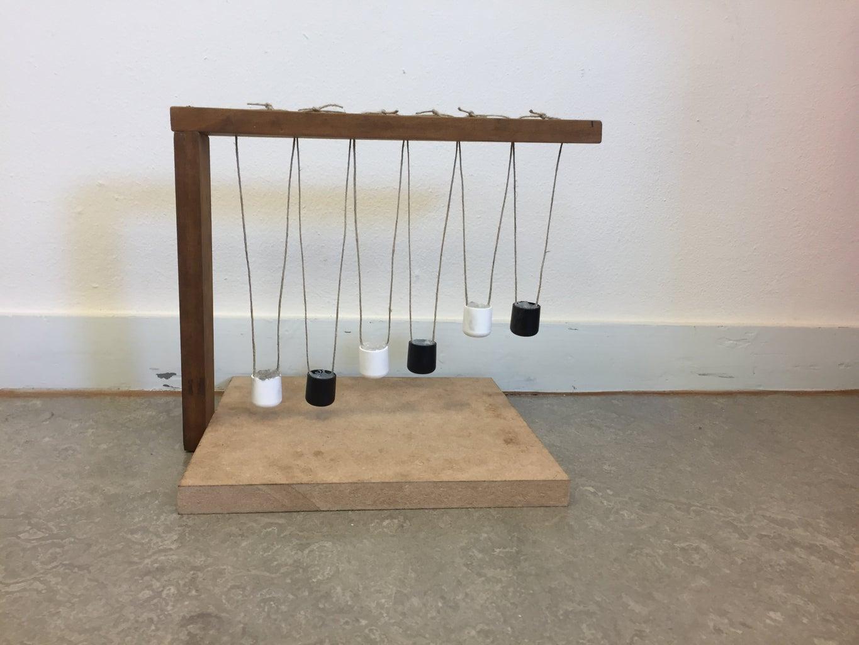 Wave Pendulum (dutch Instructable)