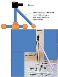 Optional Work for Heavy DSLR's and Heavy Lenses