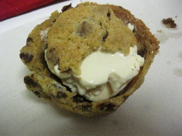 Cookie Ice Cream Pie