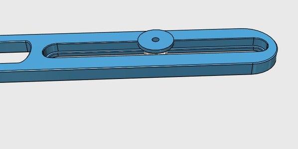 Glass Door Connecting Rods