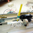 GRBL With H Bridge and DC Motor