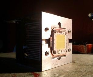 DIY : 100w Led Flashlight