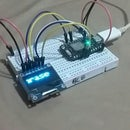Using OLED SPI Display in Particle's Photon Board.