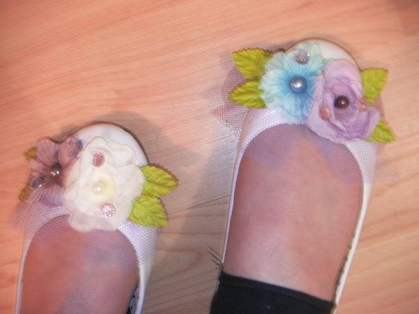 Shoe Decorating Tutorial