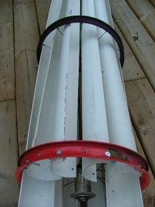 PVC Blades Assembly