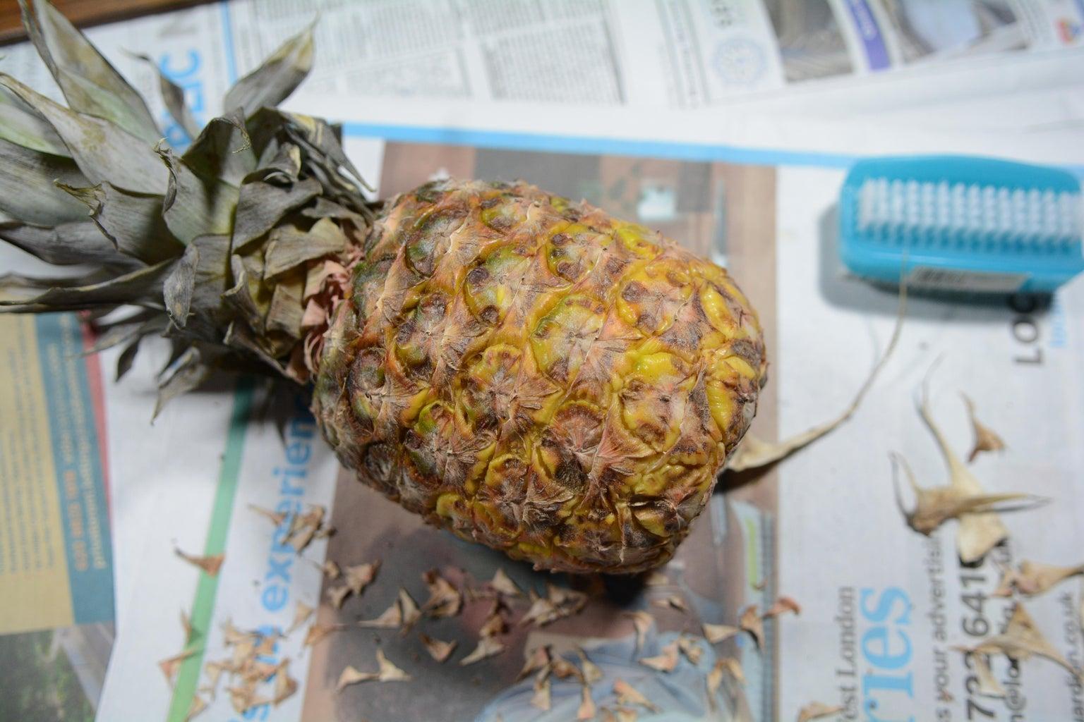 Pineapple Preparations
