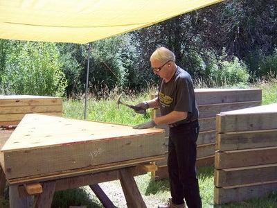 Build the Floor Panels