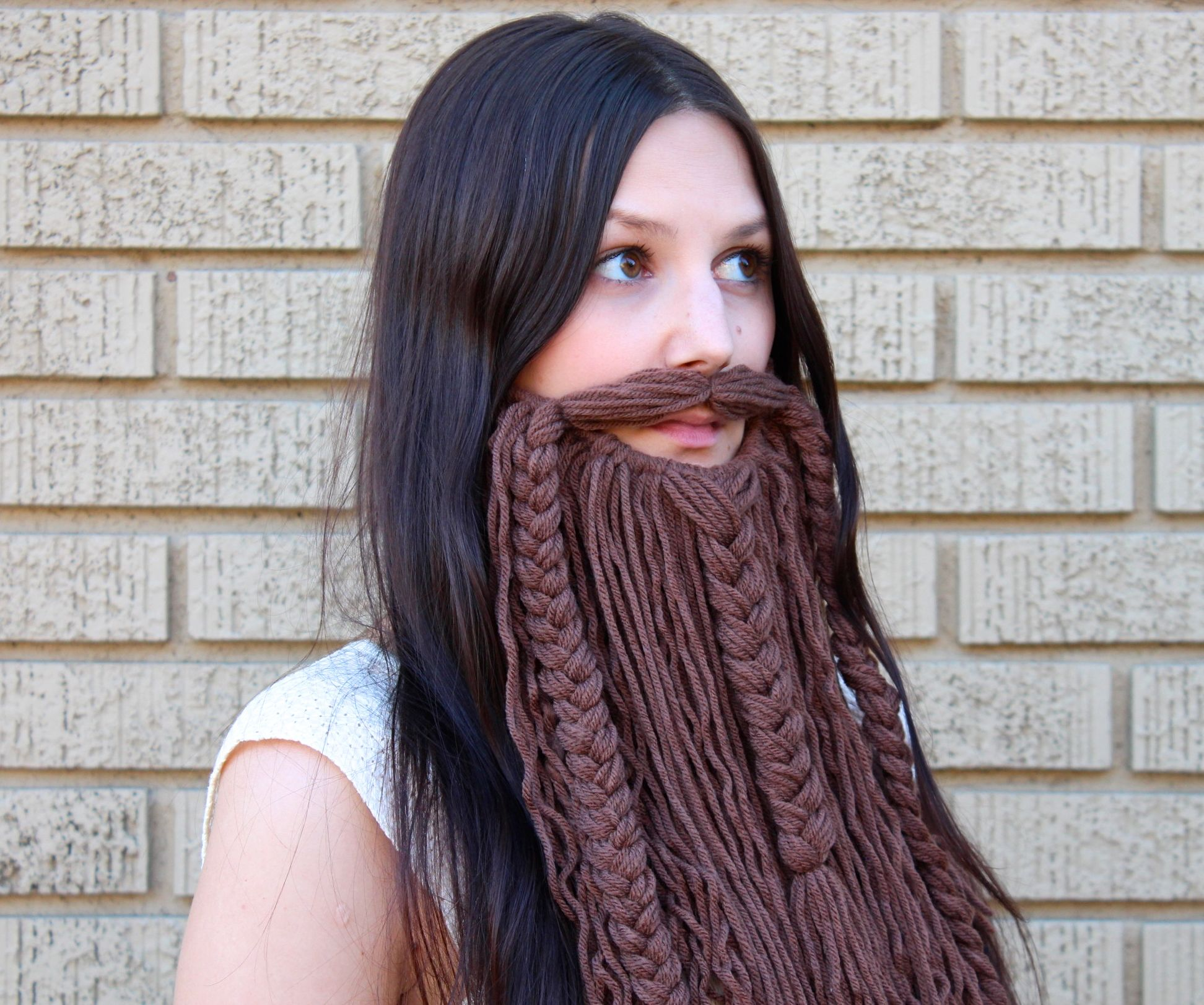 Dwarven yarn beard