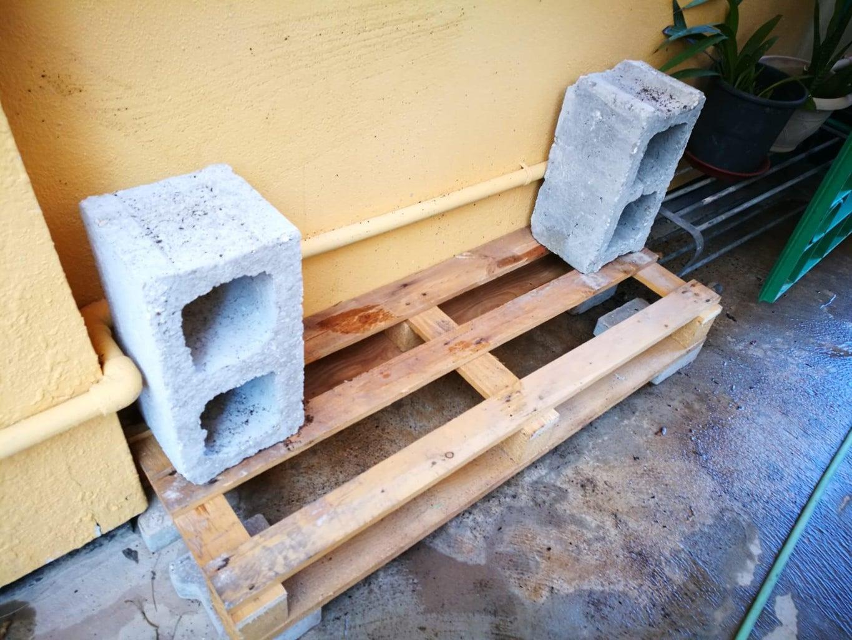 Second Layer of Bricks