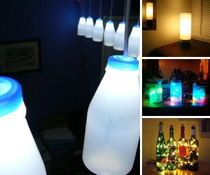 Lighting in a Bottle