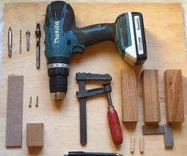 The Simplest Doweling Jig for Accurate Joinery