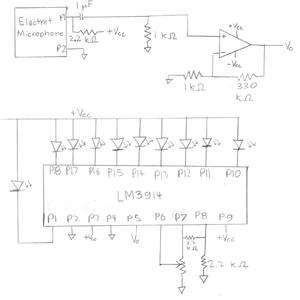 Environmental Audio Loudness Meter