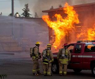 Fire Demon of Healdsburg