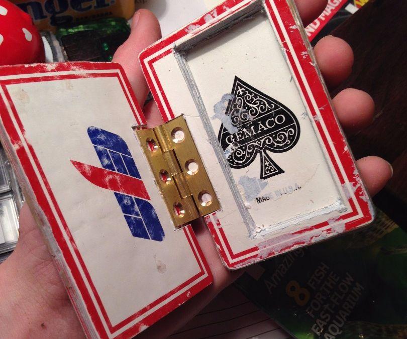 Rustic Card Box