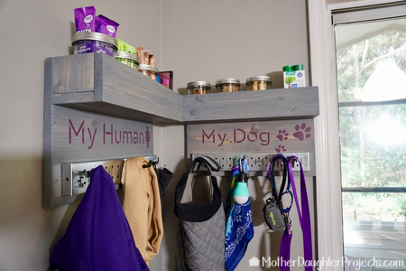 Fill With Treats and Get Organized