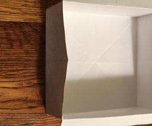折纸箱(用手柄)