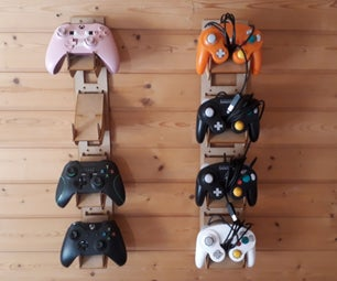 Controller Stand for Xbox1 and Gamecube