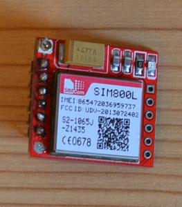 The SIM800L Module