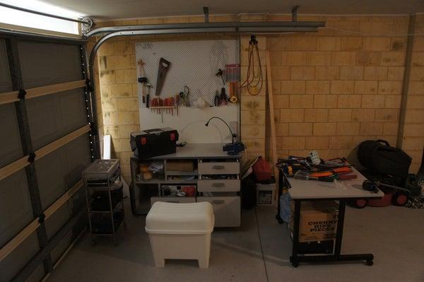 Little Garage Workshop