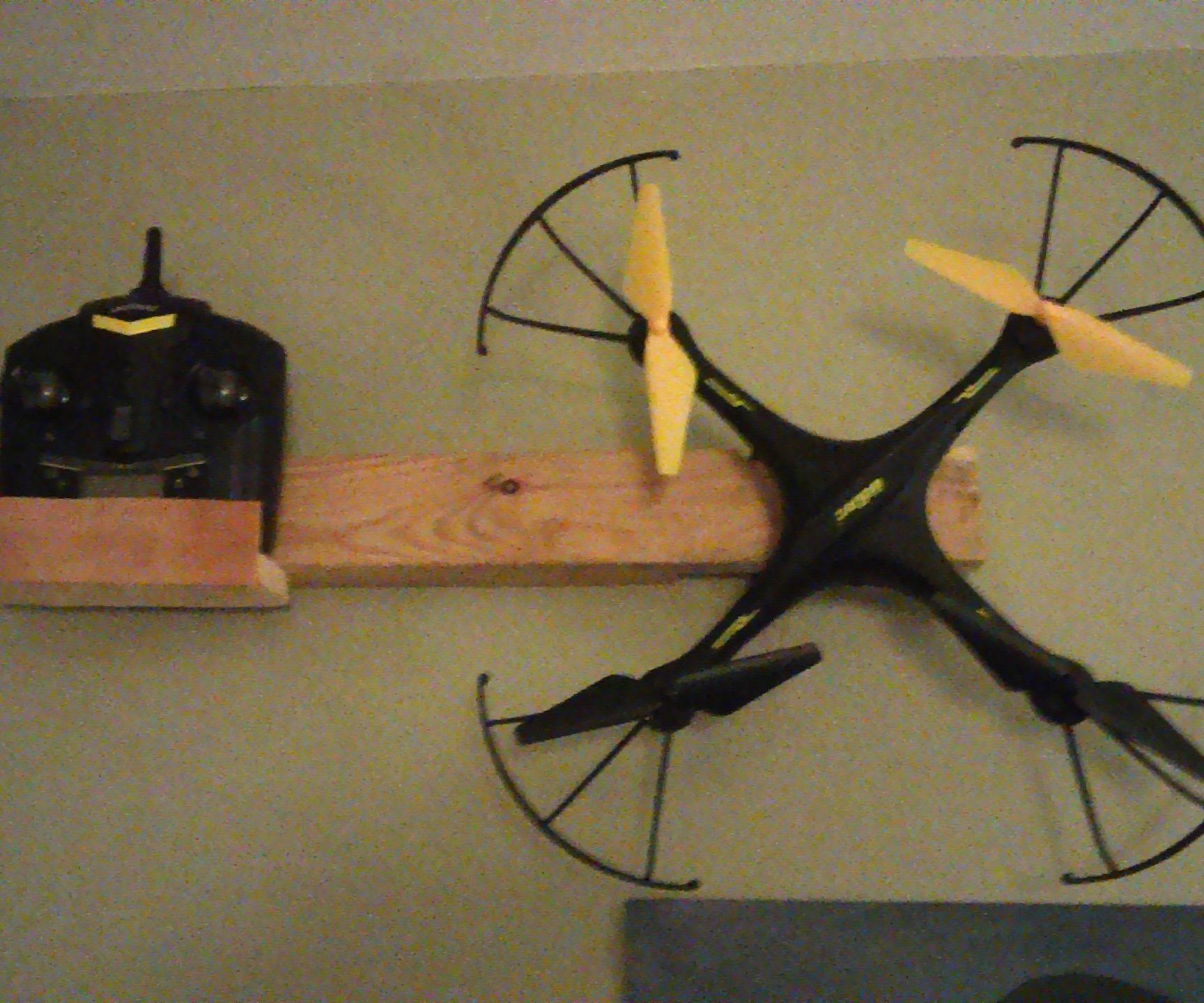 Drone Shelf version 1