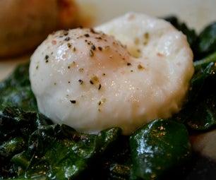 The Incredible Edible Microwave Poached Egg