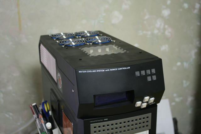 Computer Water Cooling System