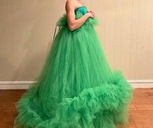 How To: Ariana Grande's Grammy Dress!