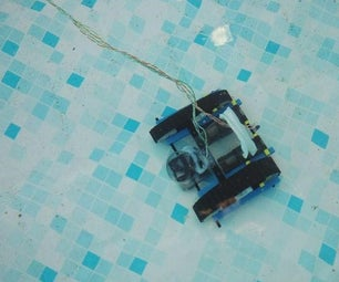Underwater Swimming Pool Bluetooth Solar Cleaning Robot