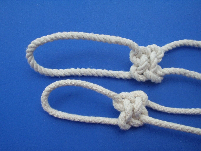 Interwoven Overhand Knots - ABOK 806