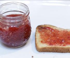 3-Ingredient Strawberry Jam
