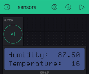 Remote Temperature and Humidity Monitoring With ESP8266 and Blynk App