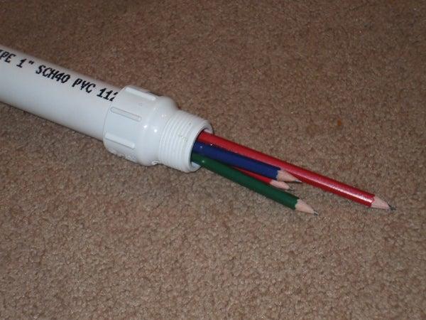 The PVC Pencil Case