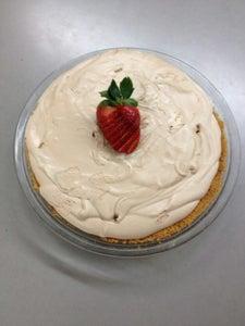 Strawberry Nutella Pie