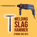 How to Make a Very Durable (and Cheap) Welding Slag Hammer
