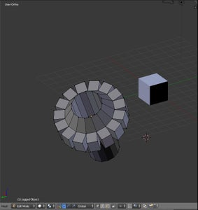Manipulating Objects: Extruding