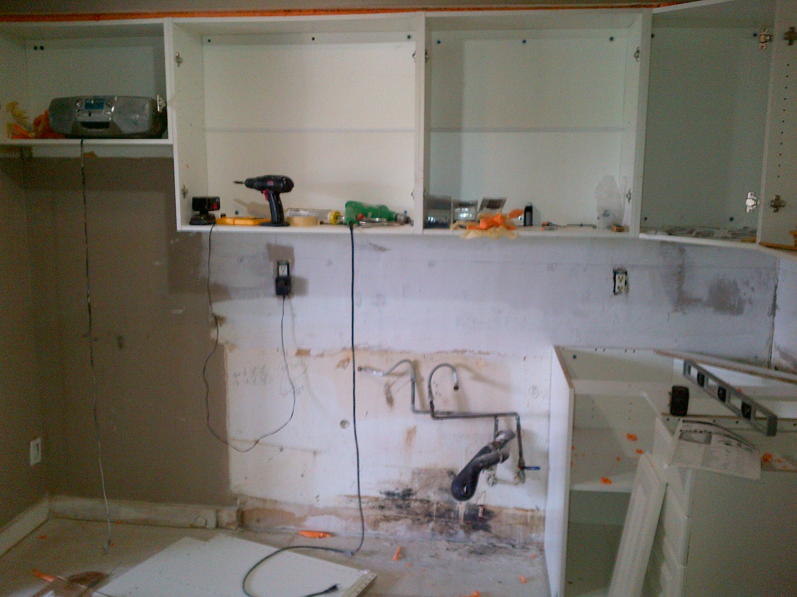 Picture of Upper Kitchen Cabinet Jack