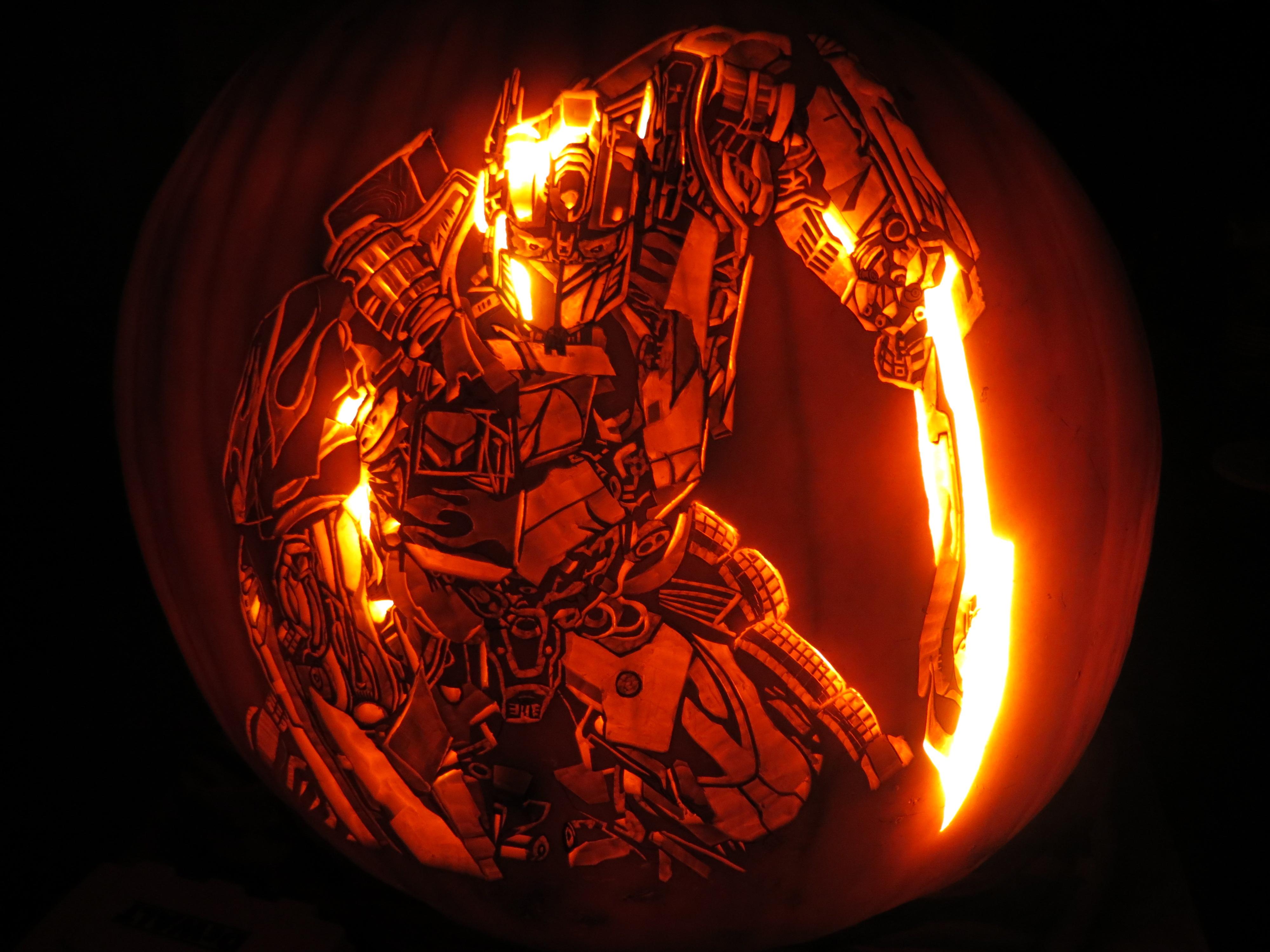 I... am Optimus Prime: How to